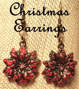 Christmas_earring_poinsettia