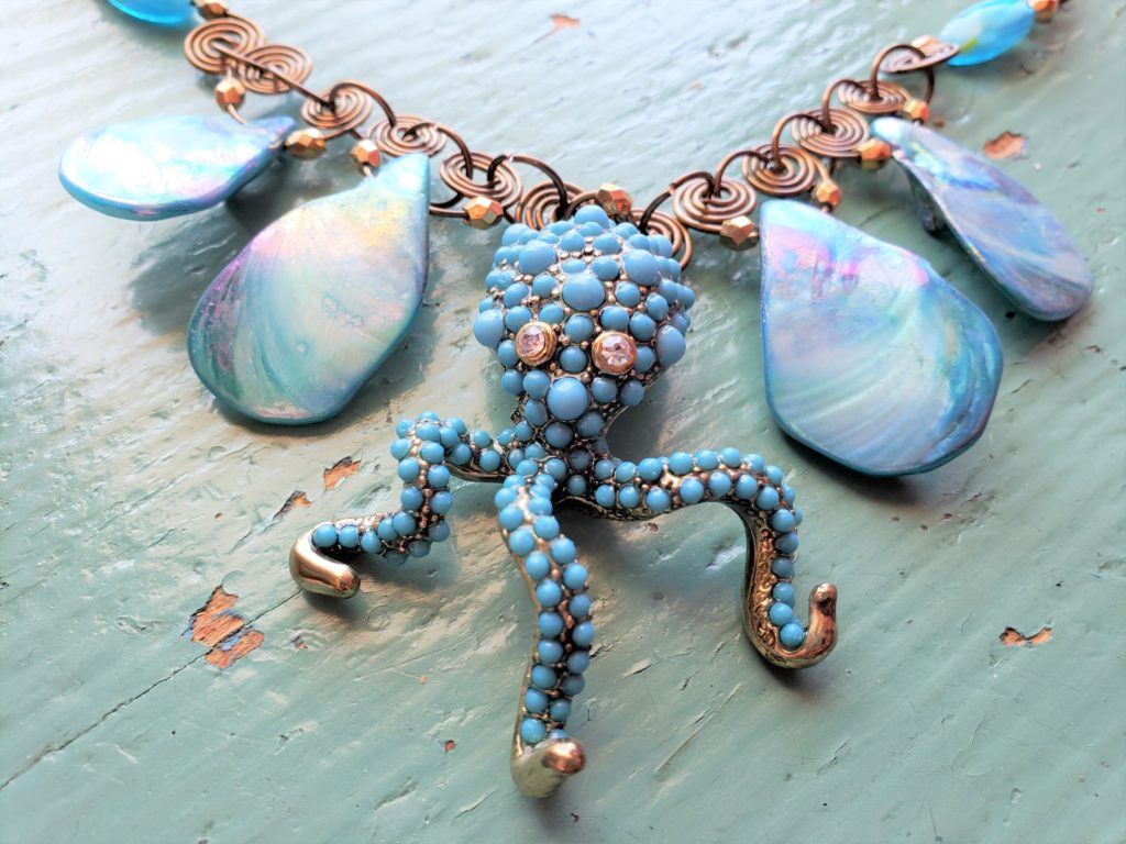 N50B_octopus necklace