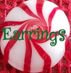 button_christmas_earrings